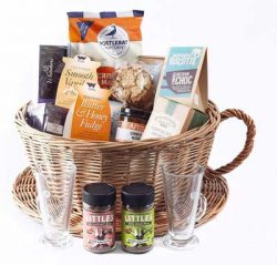 best coffee gift baskets image