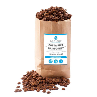 coffee-labels-on-brown-bag-Costa-rica